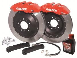 Performance brake kit