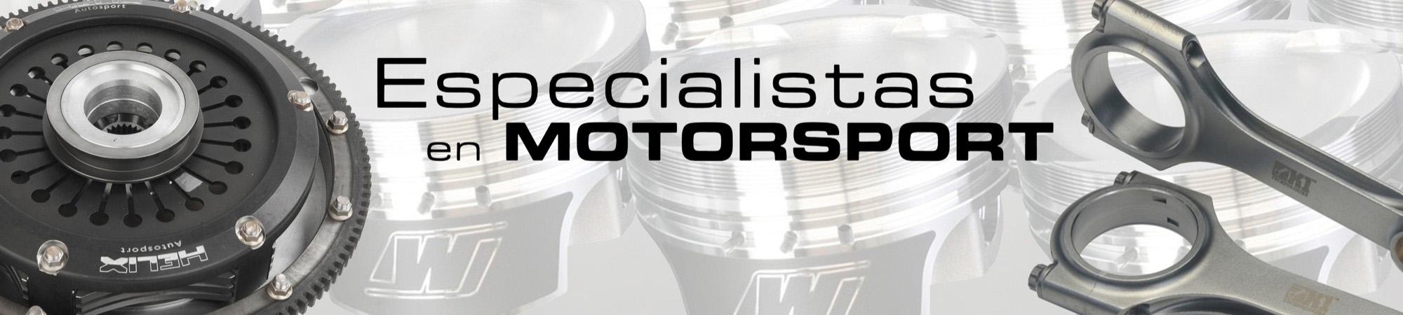 Especialistas en motorsport