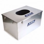 ATL Aluminium container 120L
