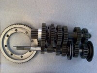 PEUGEOT 205-206-306-309 gearbox BE3-BE4